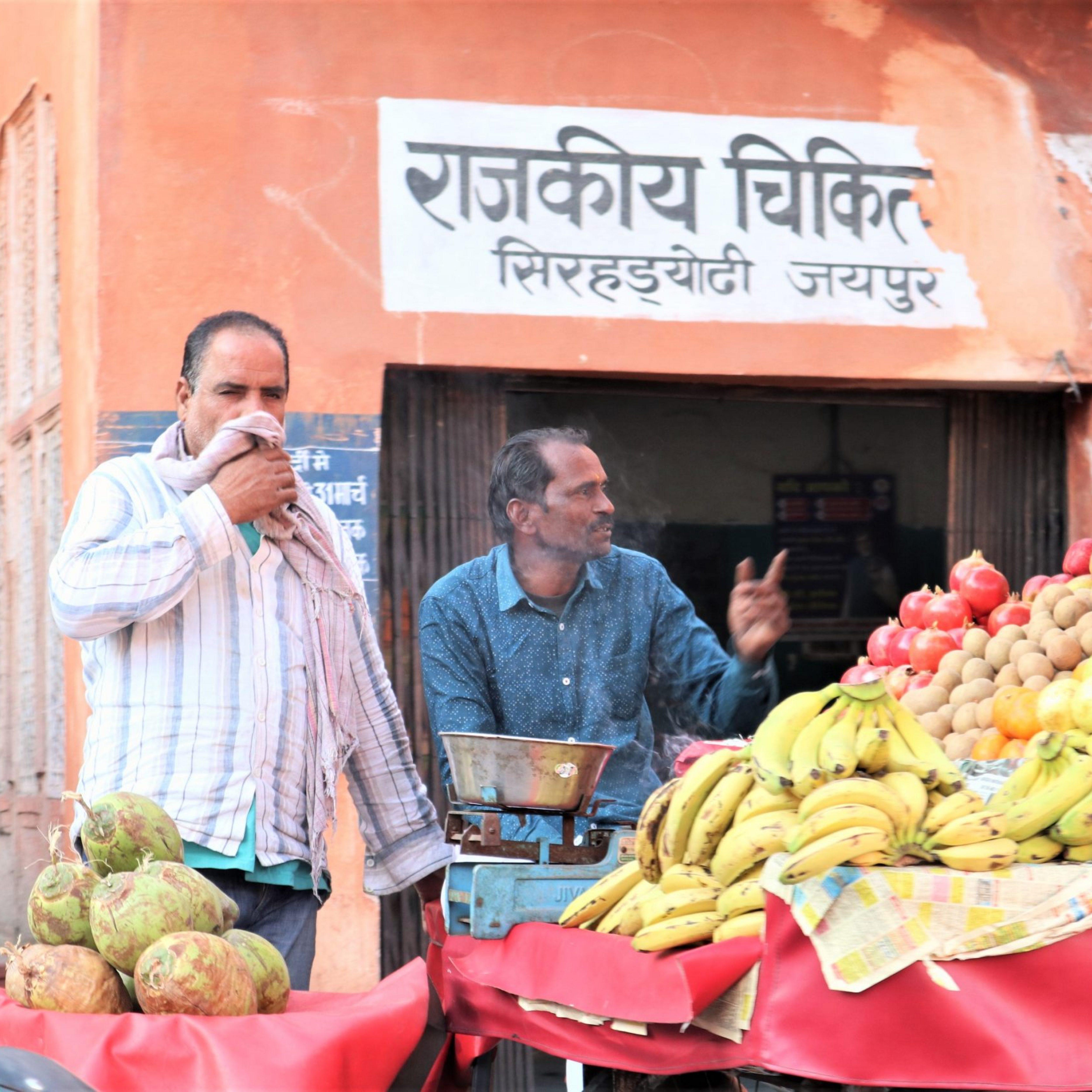 Evaneos – mi accompagna in India
