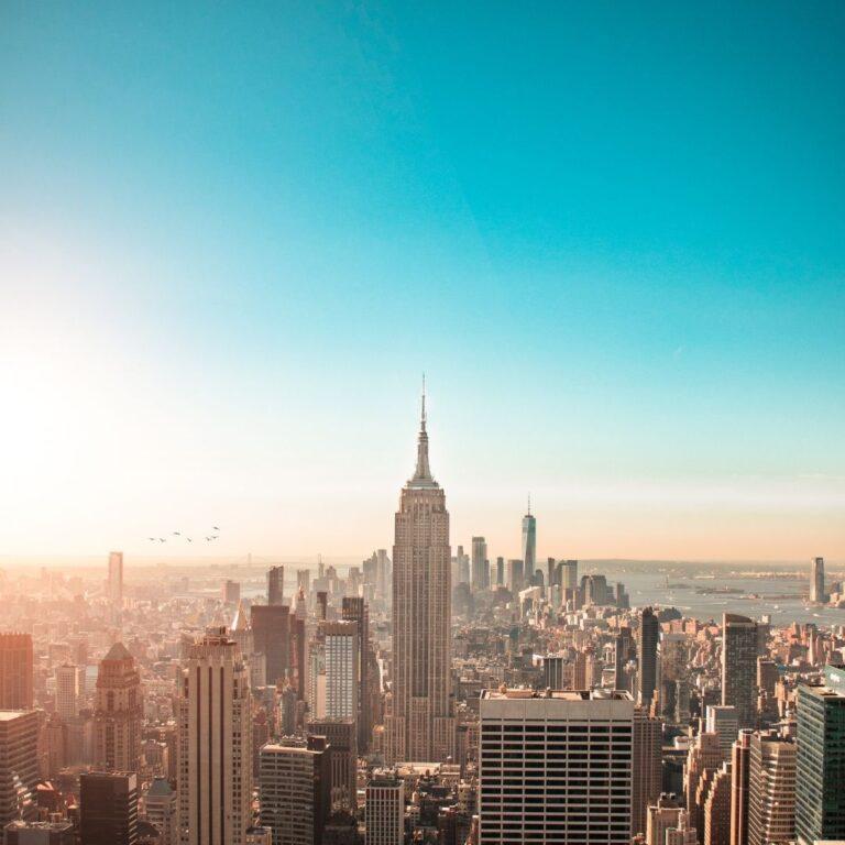 NEW YORK 7 giorni