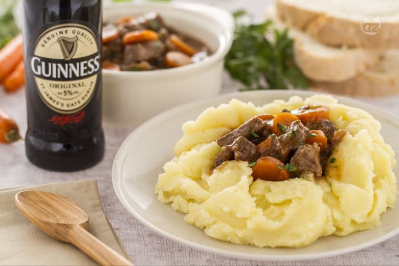 Sufato Irlandese alla Guinness