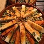 TAJINE di manzo e verdure