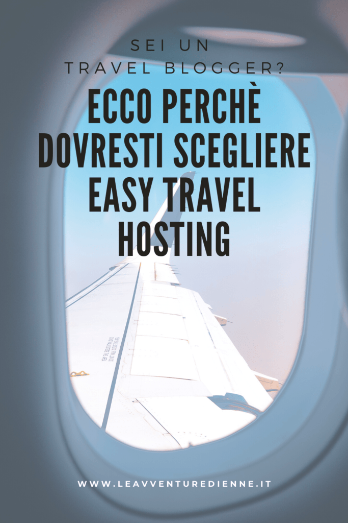 Hosting per Travel Blog