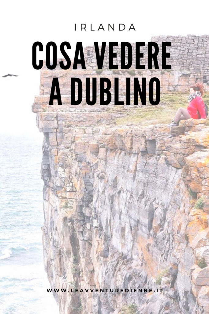 Itinerario a piedi per visitare Dublino